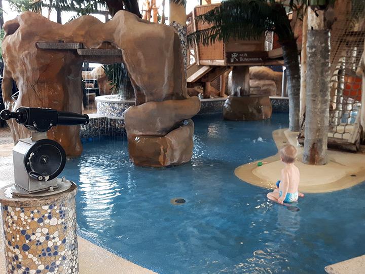 Baby Bay in der Aquapulco Piratenwelt