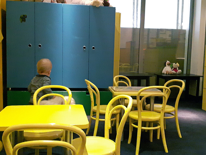 Kinderbereich Vitalhotel