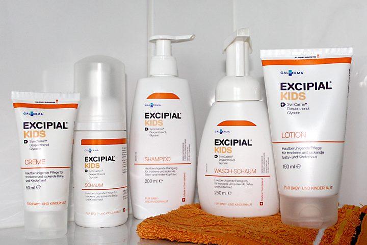 Excipial Kids Produkte