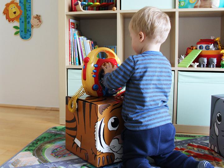 Hoxbox - unser wildes Kinderzimmer