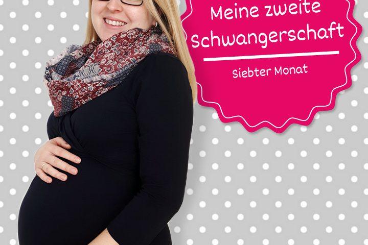 Schwanger siebter Monat