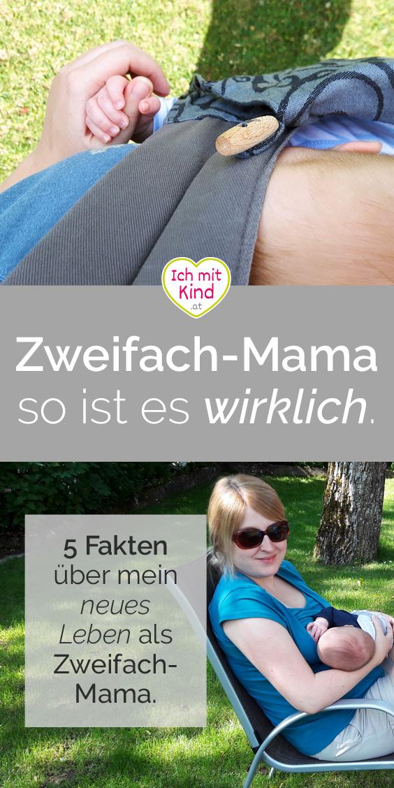 Zweifach-Mama - so ist es wirklich