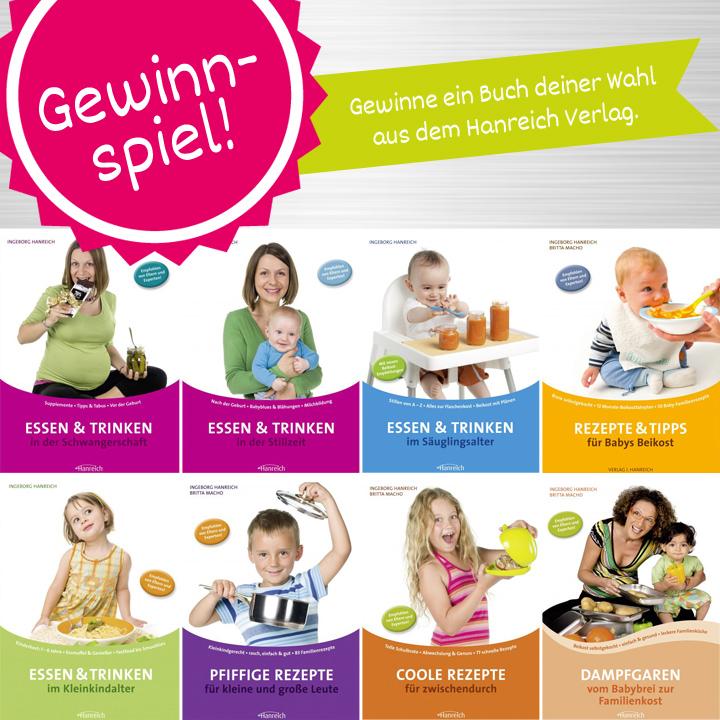 Gewinnspiel Essen & Trinken Hanreich Verlag