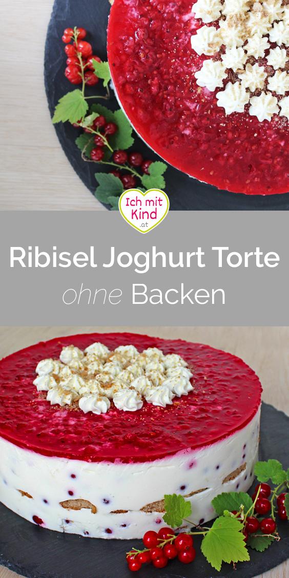 Ribisel Joghurt Torte