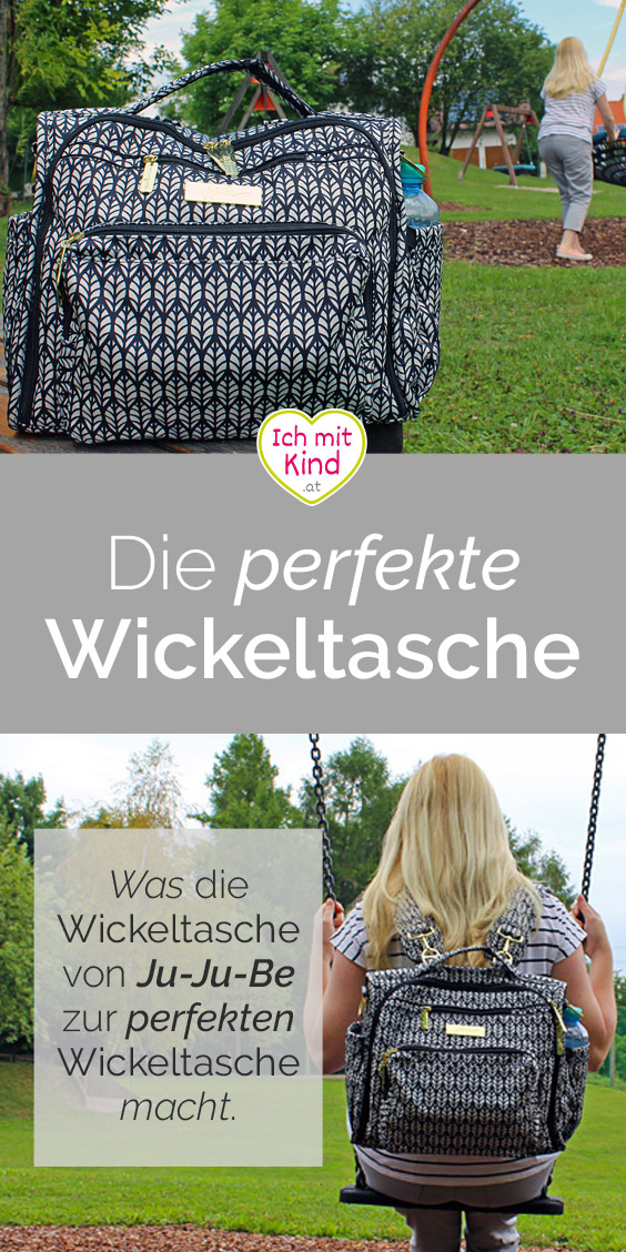 Ju-Ju-Be Wickeltasche