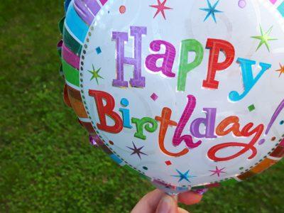 Feste feiern wie sie fallen
