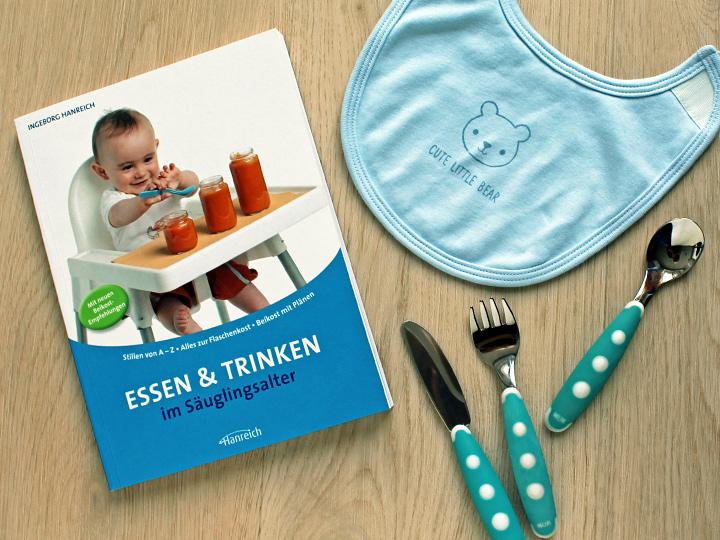 Ernährung im Säuglingsalter