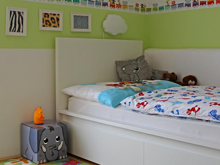 Einschlafbegleitung für Baby und Kleinkind