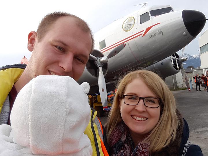 Airport Salzburg Bloggerbrunch