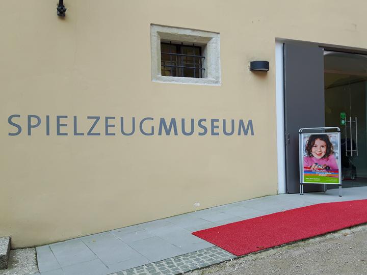 Bloggerkonferenz K3 Spielzeugmusem Salzburg