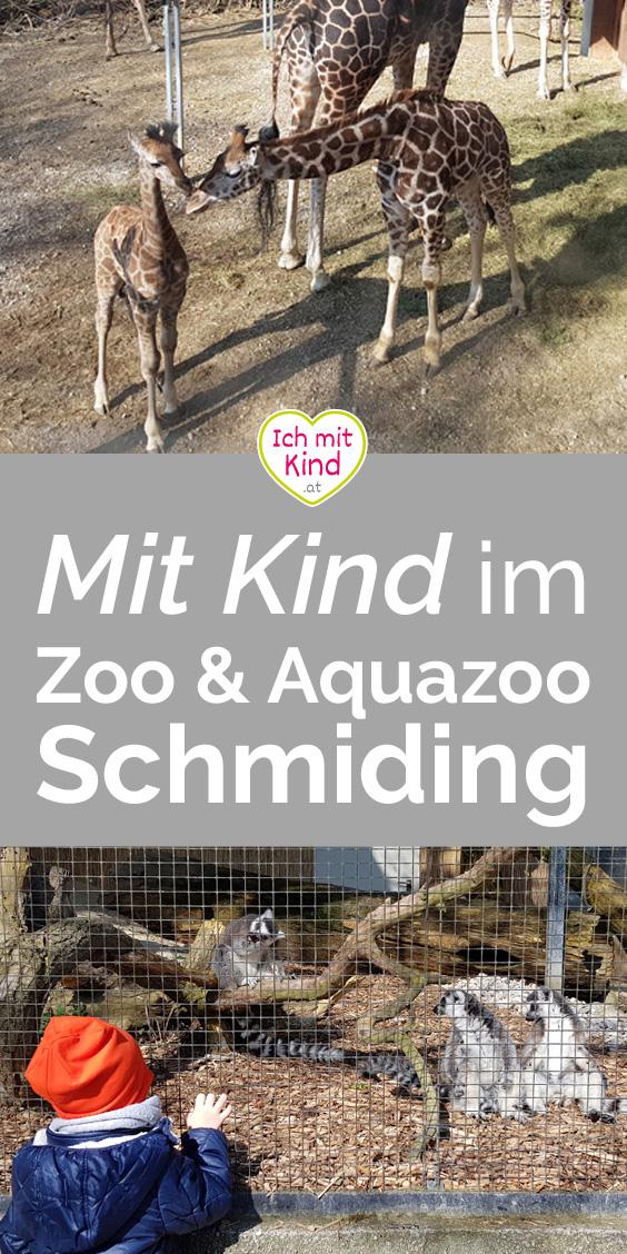 Unterwegs mit Kind im #Zoo und #Aquazoo Schmiding