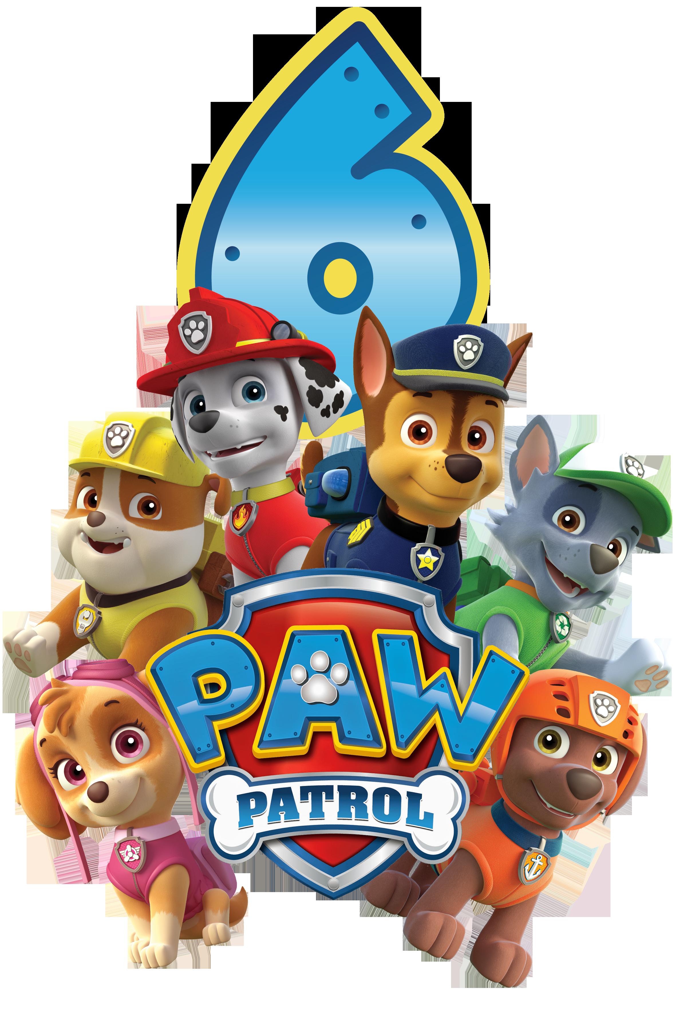 Namen Paw Patrol