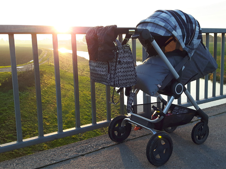 Musthaves für das Baby im Winter - Stokke Winter Kit