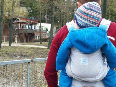 Musthaves für das Baby im Winter - Overall aus Walkwolle