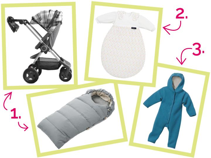 Musthaves für das Baby im Winter - Alvi Baby Mäxchen