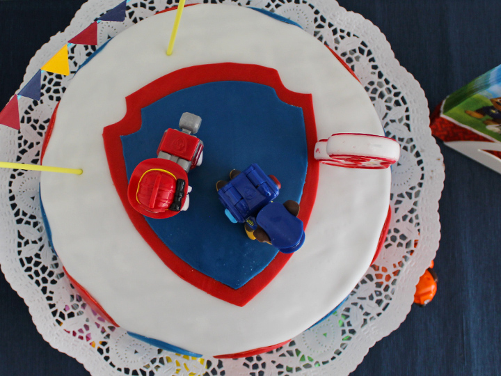 Paw Patrol Birthday Cake Rezept