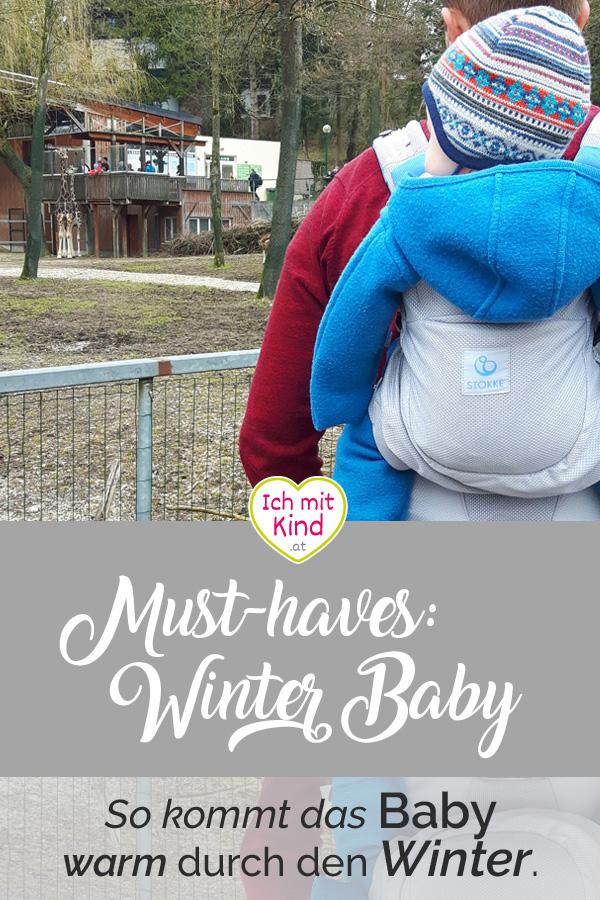 Must-haves für das Baby im Winter