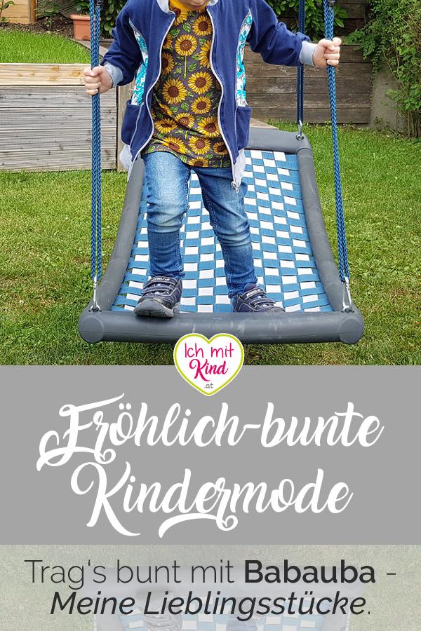 #babauba - Fröhlich-bunte Kindermode
