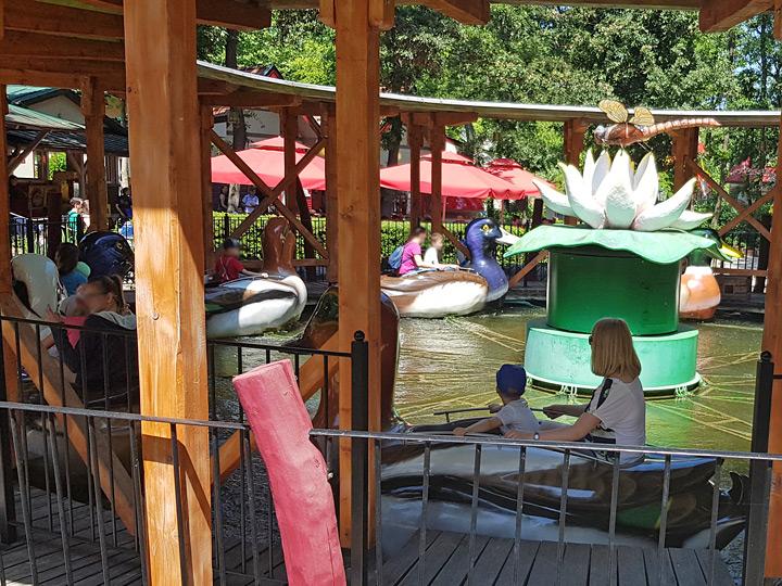 Familypark Neusiedler See - Unterwegs mit Kind im Familypark