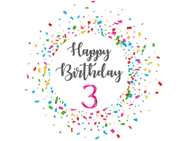 Happy Birthday ichmitkind Blog