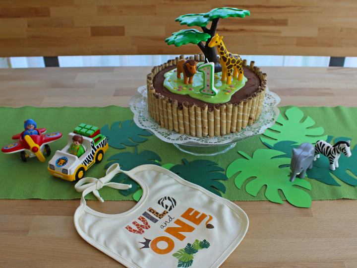 Wild and One - Der erste Geburtstag - Deko