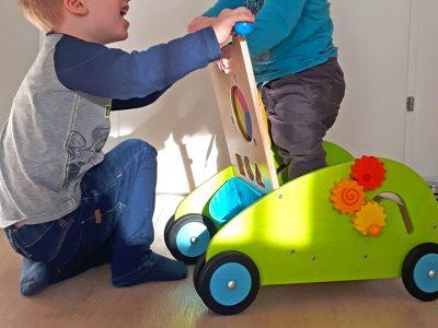 Holzspielzeug für Groß und Klein