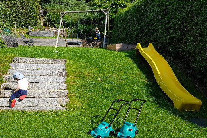 Die besten Spielgeräte und Spielsachen für den Garten für Kinder von 1 bis 6