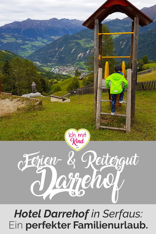 #darrehof Ferien und Reitergut #serfaus