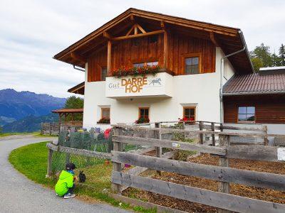Darrehof Ferien und Reitergut Serfaus