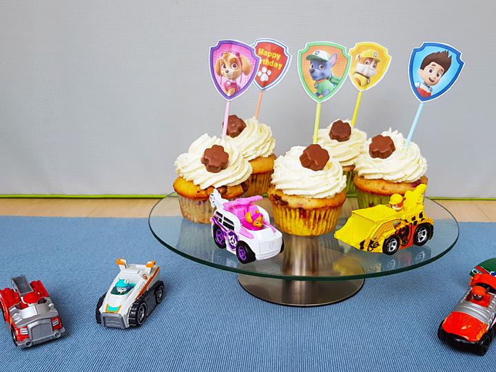 Paw Patrol Geburtstagsparty