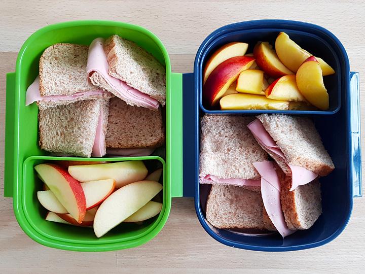 Unsere liebste Jausenbox für Kindergartenjause und Krabbelstubenjause
