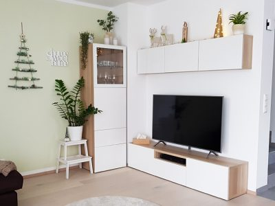 Roomtour - unser neues Wohnzimmer